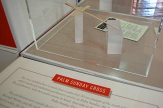 Palm Sunday Cross