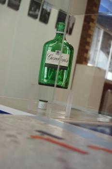 Gordon's Gin bottle